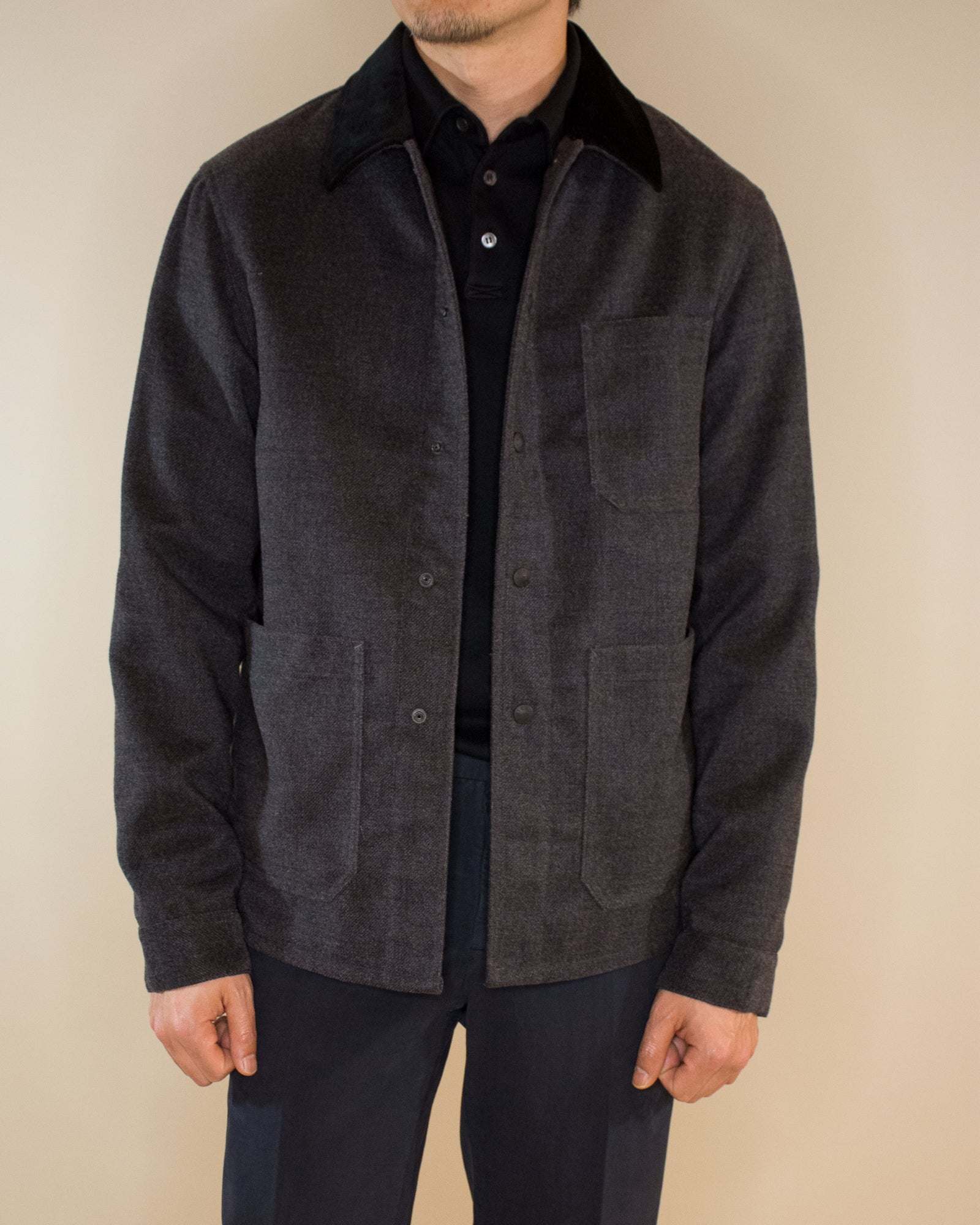 SLOWEAR X Nanamica Worker Jacket