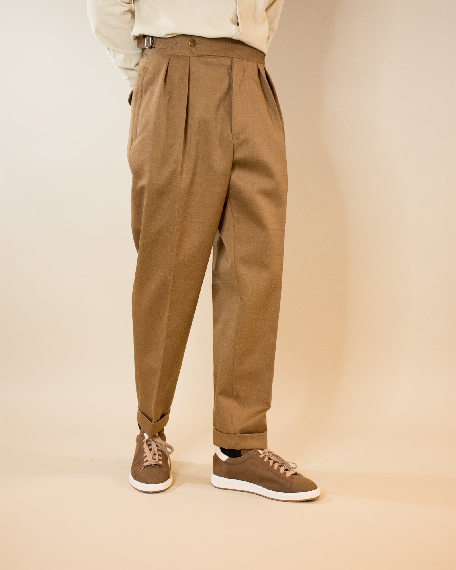 SLOWEAR Haversack for Incotex Pleated Trouser