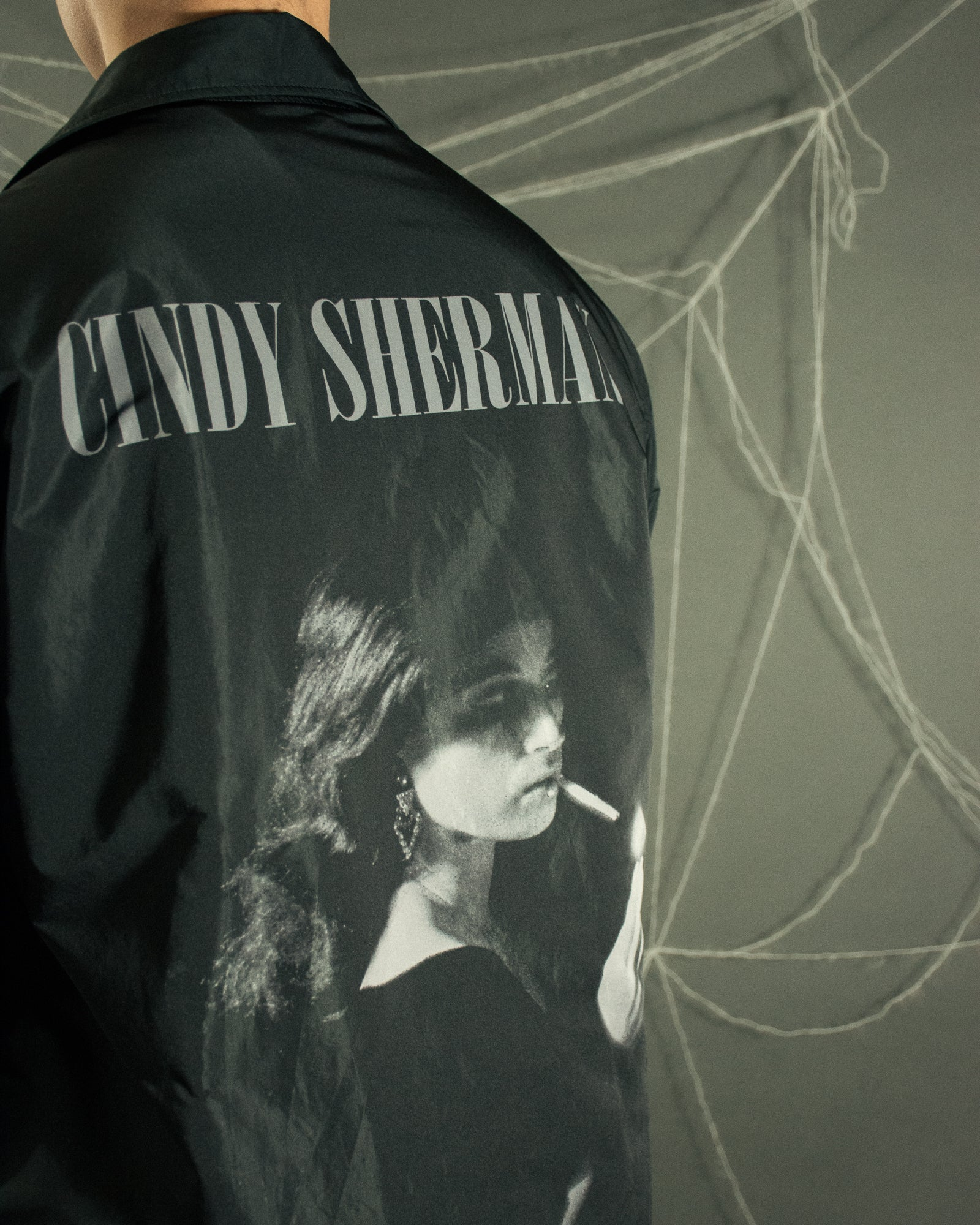 UNDERCOVER Cindy Sherman Windbreaker