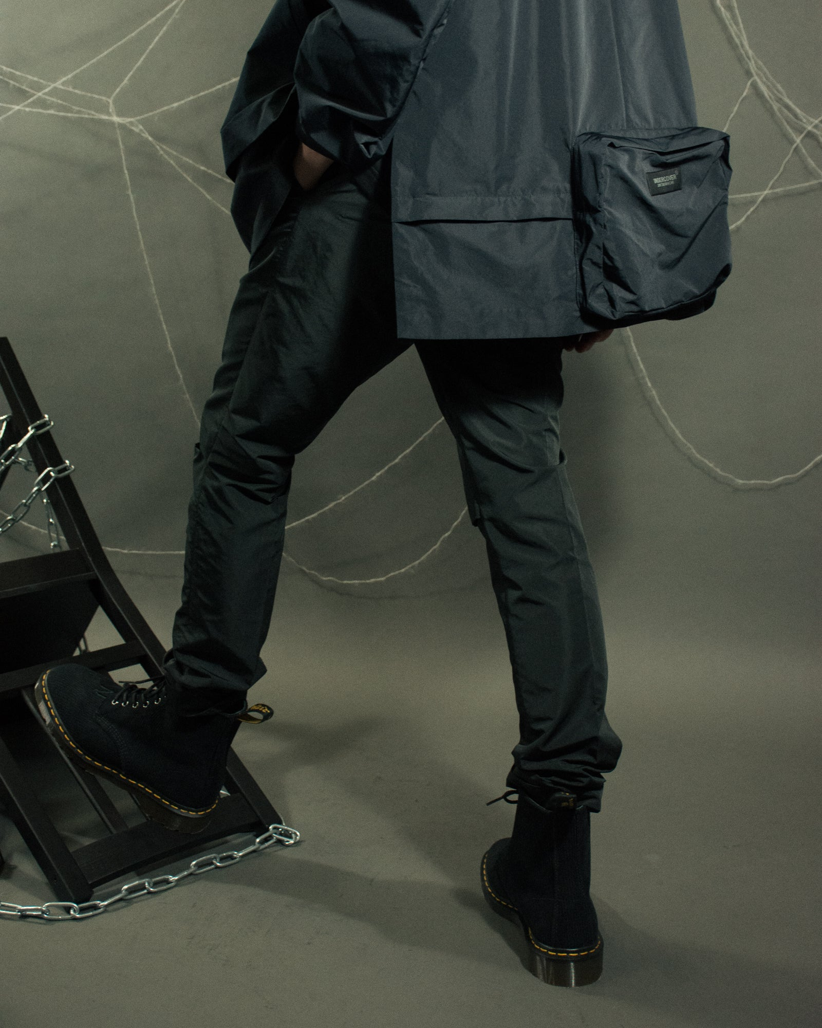 UNDERCOVER Cargo Trousers