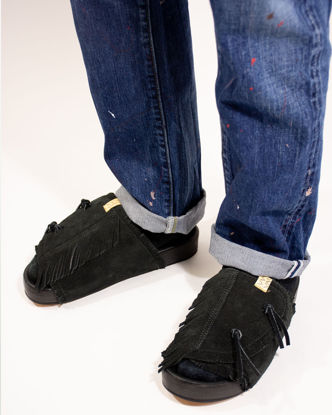 VISVIM SOCIAL SCULPTURE DENIM-10