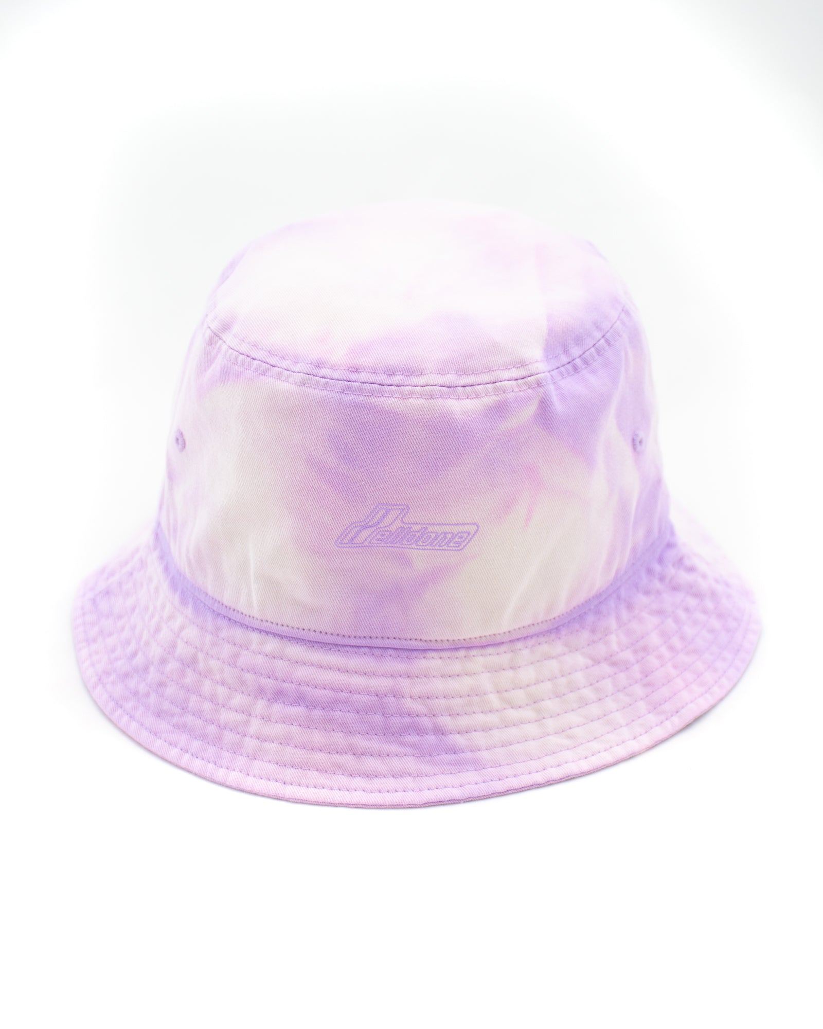 WE11DONE Iridescent Bucket Hat