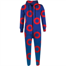 Load image into Gallery viewer, Fishman Donut Jumpsuit