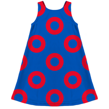 Load image into Gallery viewer, Fishman Kids Dress
