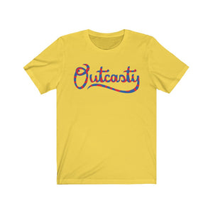 Outcasty Fishman Donut Tee, Phish Shirt, Real Outcasty