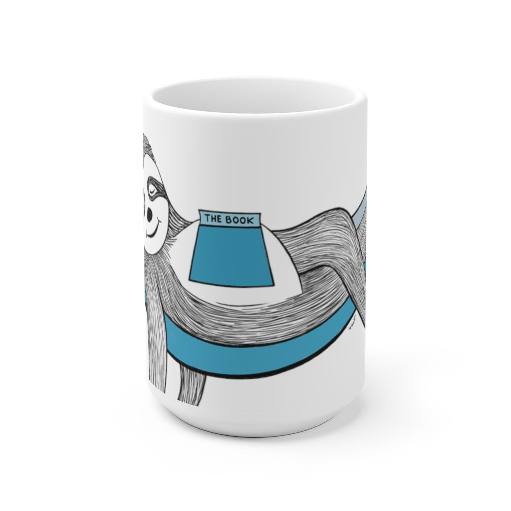 Sloth Coffee Mug, Phish Sloth Coffee Mug