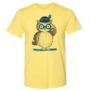 Buffalo Bill Looking for Owls Unisex Shirt