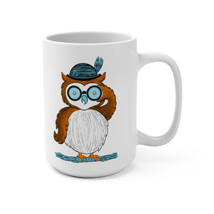 Looking for Owls Mug 15oz