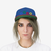 Load image into Gallery viewer, Send in the Clones Phish Donuts Unisex Flat Bill Hat