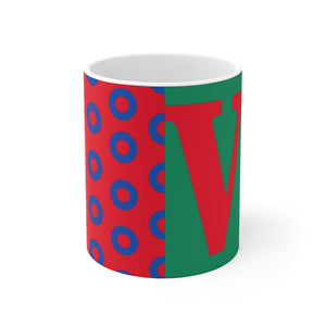Phish Love Mug 11oz