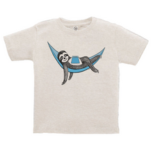 Load image into Gallery viewer, Sloth Toddler T Shirt