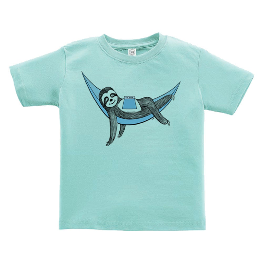 Sloth Toddler T Shirt