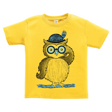 Load image into Gallery viewer, Buffalo Bill Looking for Owls Toddler T Shirt