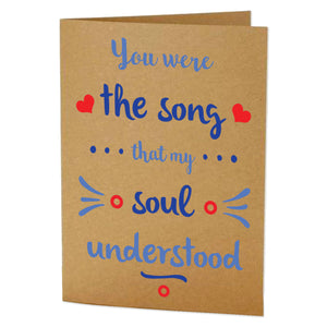 "Phish ""Joy"" Greeting Card"
