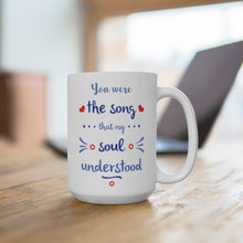 Load image into Gallery viewer, Joy Phish Coffee Mug 15oz, Phish Coffee Mug, Phish Mug, Phish Lyrics