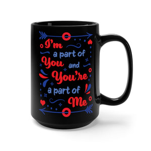 Rise / Come Together Phish Black Mug 15oz, Phish Coffee Mug, Phish Mug, Phish Lyrics