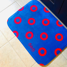 Load image into Gallery viewer, Donut Bathmat