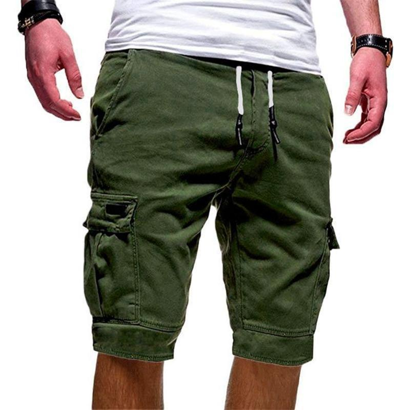 Comfyfvn ™ Men's Fashion Big Pocket Loose Shorts