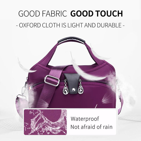 Women's Fashion Waterproof Nylon Bag