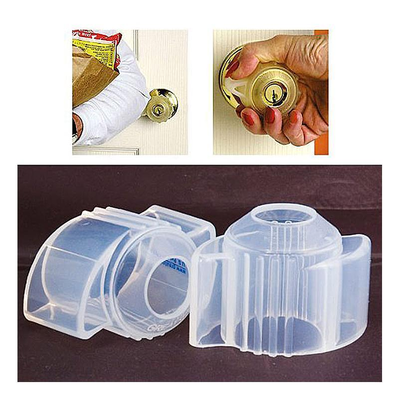 Door Knob Grippers - 2 Packs
