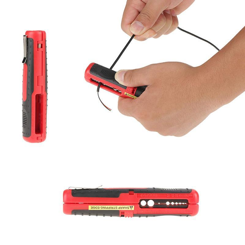Multi-functional Wire Removal Tool