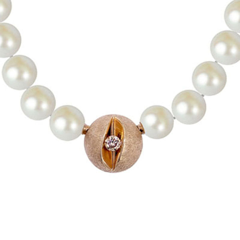 Seawater Pearl Necklace - Select your Favourite Clasp