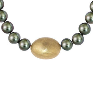 Tahity Pearl Necklace - Select your Favourite Clasp