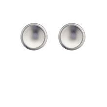 Load image into Gallery viewer, White Golden Earrings - Select your Favourite Pendants