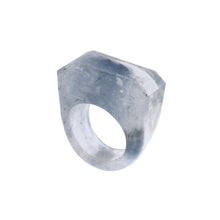 Load image into Gallery viewer, Completely Stone Rock Crystal Ring