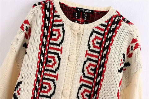 CARDIGAN WITH EMBROIDERY
