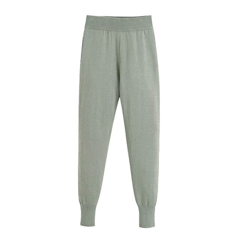 LIEN KNITTED JOGGERS