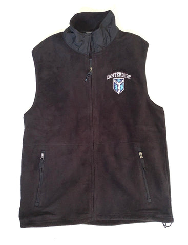 VEST MENS CHARLES RIVER - BLACK