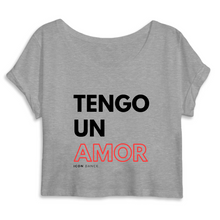 Load image into Gallery viewer, AMOR CROP TOP-croptop-bachata-croptop-S-IconDance
