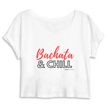 Load image into Gallery viewer, CHILL CROP TOP-croptop-bachata-croptop-S-IconDance