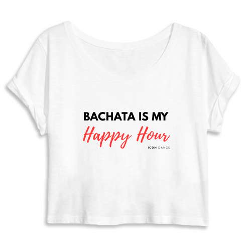 HAPPY HOUR CROP TOP-croptop-bachata-croptop-S-IconDance