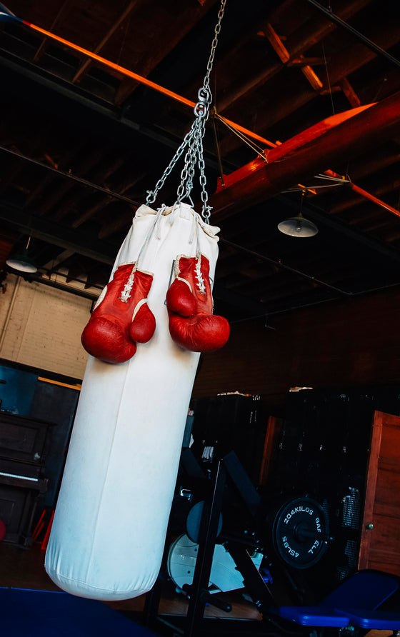 Learning to Box at 50: How I Punched Away The Past