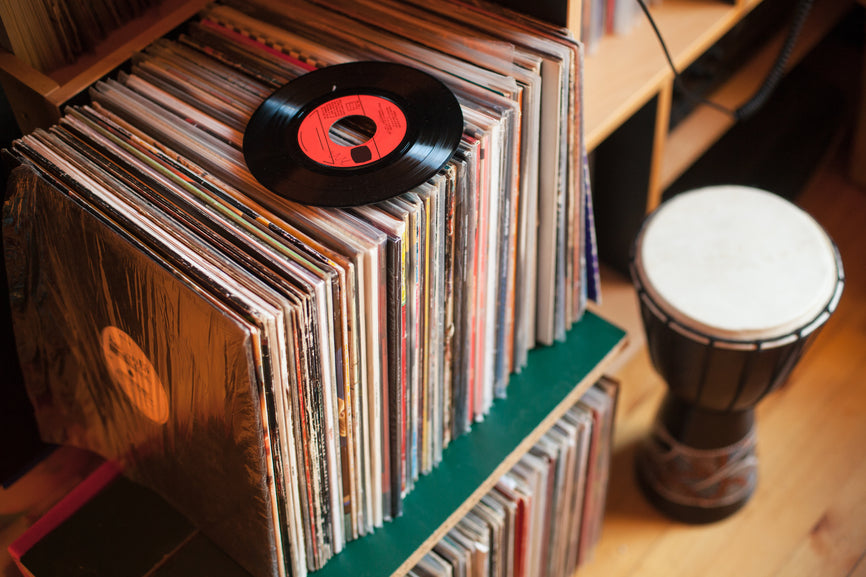 New to Vinyl Collecting? How to Curate, Buy & Sell Records