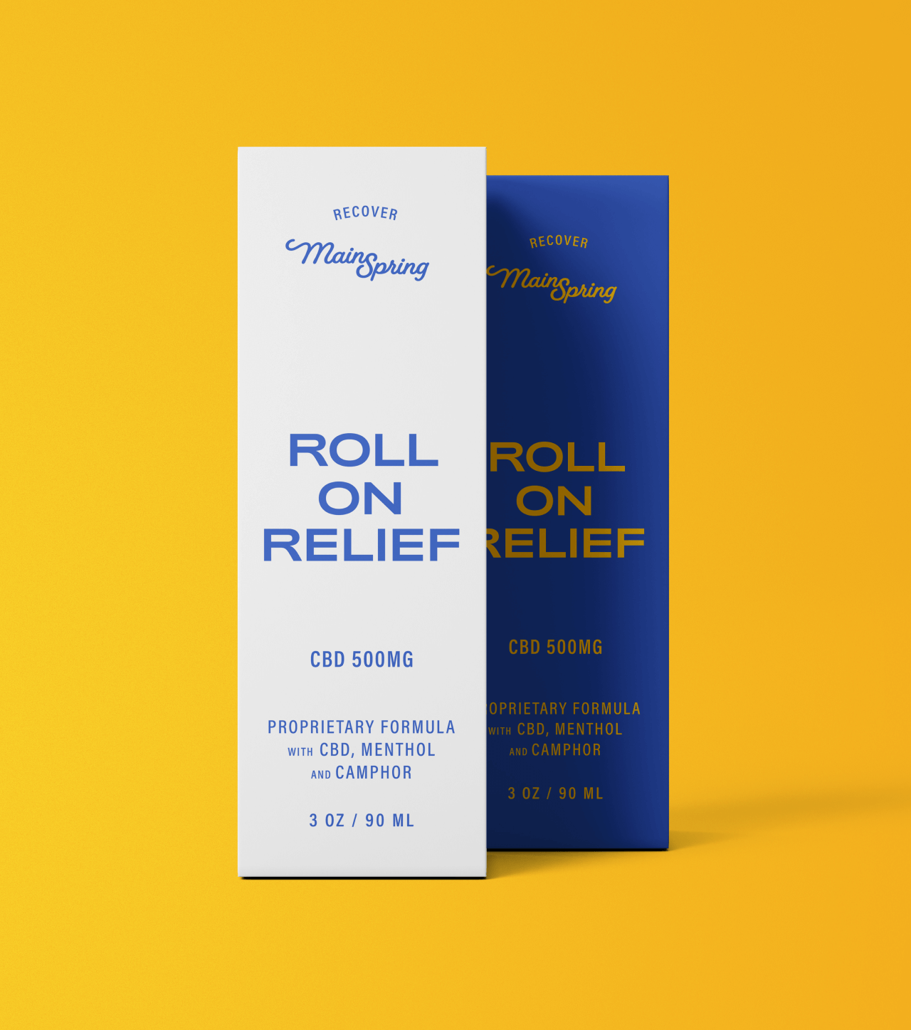 MainSpring Pain Relief Roller