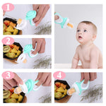 TinyHands™ Premium Baby Fruit Feeder Pacifier