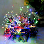 Load image into Gallery viewer, Firefly Bunch Lights