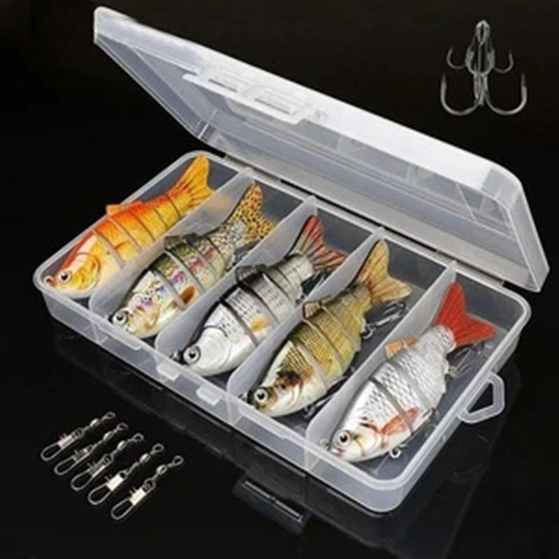 Realistic fish lure - Suitable for all kinds of fish(BUY 2 GET 1 FREE)