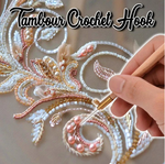 Load image into Gallery viewer, Tambour Crochet Hook