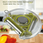 Load image into Gallery viewer, multifunctional peeling knife kitchen tool