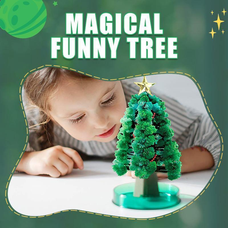 (50% OFF)Magic Growing Christmas Tree
