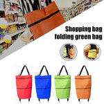 Load image into Gallery viewer, Foldable Eco-Friendly Shopping Bag