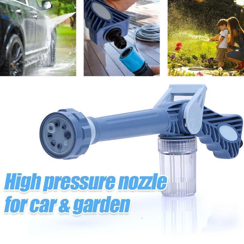 8 in 1 Multifunctional Sprinkler Car Washing Gun