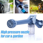 Load image into Gallery viewer, 8 in 1 Multifunctional Sprinkler Car Washing Gun