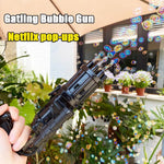 Load image into Gallery viewer, Gatlin Bubble Machine(The best gift ever)