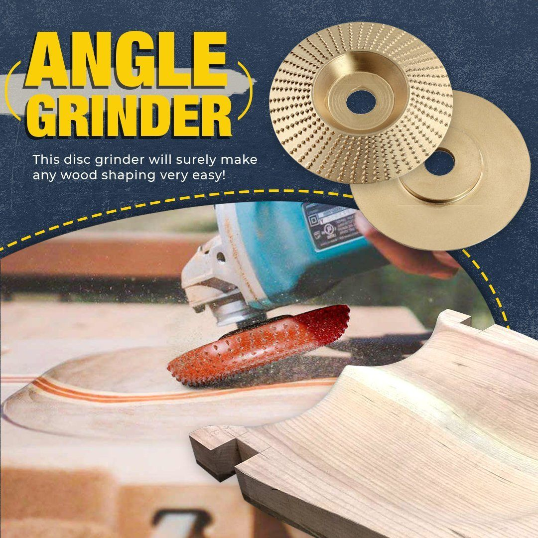Wood Angle Shaping Wheel
