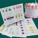 Load image into Gallery viewer, Cake Decorating Practice Boards